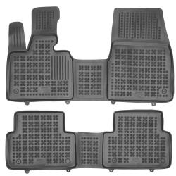 Guminiai kilimėliai BMW i3 2013→ (Paaukštintais kraštais)