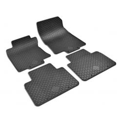 Guminiai kilimėliai NISSAN X-Trail (T32) 2013→ (juodos spalvos)