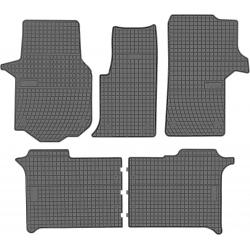 Guminiai kilimėliai MAN TGE 2017→ (Dvi eilės)