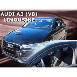 Vėjo deflektoriai AUDI A3 (8V) SPORTBACK 5 durų 2013→ (Priekinėms durims)