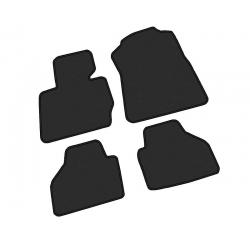 Tekstiliniai kilimėliai BMW X1 (E84) 2009-2015