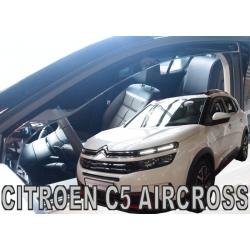 Vėjo deflektoriai CITROEN C5 Aircross 2019→ (Priekinėms durims)