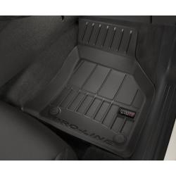 Guminiai kilimėliai Pro-Line 3D FORD Ranger 2018→ (aukštu borteliu)
