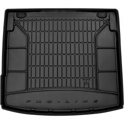 Guminis bagažinės kilimėlis Pro-Line BMW X6 (F16) 2015-2019 (Su skyreliais daiktams)