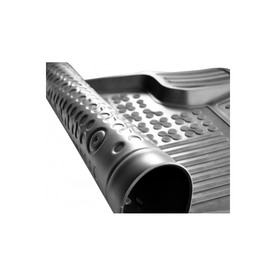Guminiai kilimėliai BMW X6 (F16) 2014→ (Paaukštintais kraštais)