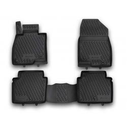 Guminiai kilimėliai MAZDA 6 Sedan nuo 2015 (pakeltais kraštais)
