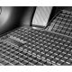 Guminiai kilimėliai FORD Transit Custom Van Sport 2017→ (2 vietų, Su automatine pavarų dėže)