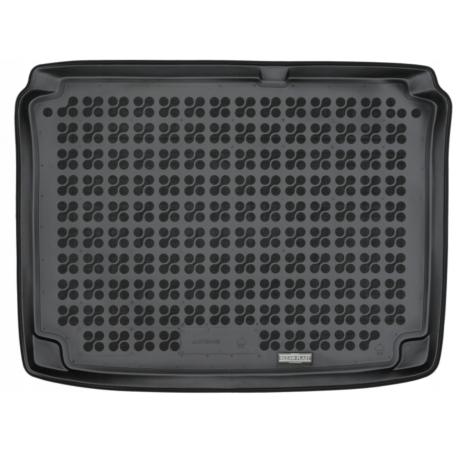 Guminis bagažinės kilimėlis CITROEN C4 (3 durų) 2004-2010
