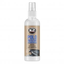 Apsauginis panelės valiklis-polirolis K2 POLO PROTECTANT MAT 250ml