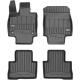 Guminiai kilimėliai Pro-Line 3D TOYOTA RAV4 V Hybrid 2018→ (Aukštu borteliu)