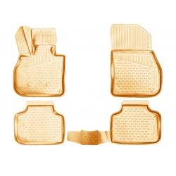 3D kilimėliai MINI Countryman F60 2016-> 4 pcs. beige /L68002B0