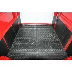 Poliuretaninis bagažinės kilimėlis FIAT Ducato 2007→ (LWB - long)