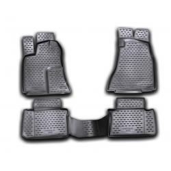 Guminiai kilimėliai CHRYSLER 300C 2004-2012 (pakeltais kraštais)