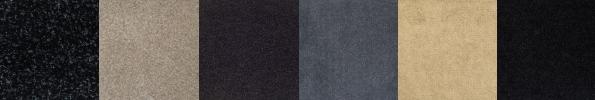 Pavyzdinės Tekstilinių Kilimėlių Dangų Spalvos